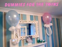 Balloon Dummies.