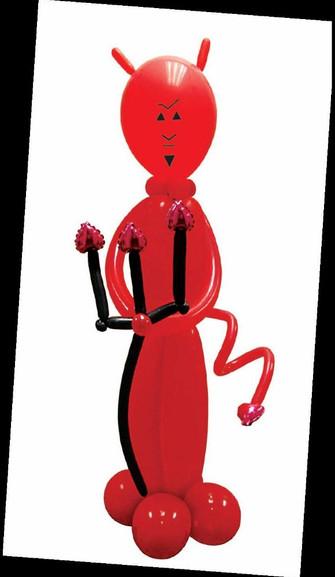 Life-Sized Devil