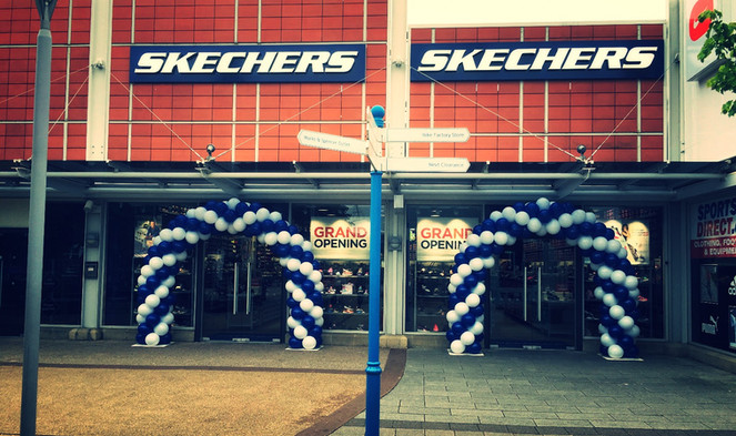 Pair of Balloon Arches