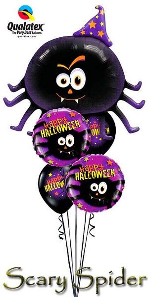 Scary Balloon Spider