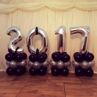 Giant Balloon Letters