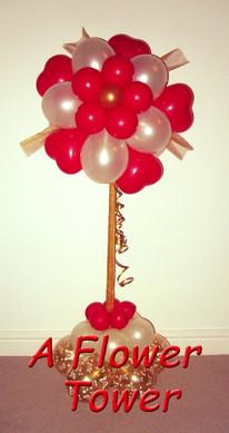Balloon Flower Tower