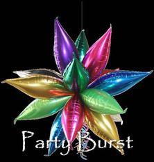 Party Burst Balloons