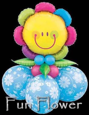 Fun Balloon Flower