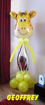 Geoffrey the Balloon Giraffe
