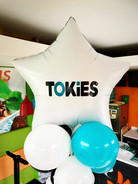 Personalised Logo on Foil Balloons