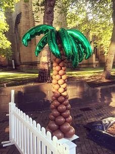 Balloon Palm Tree