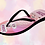 Thumbnail: Personalised 'Just Married' Flip-Flops
