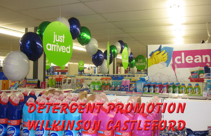 Promotion at Wilkinsons