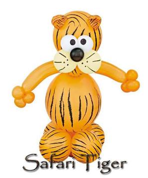 Balloon Tiger