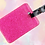 """Thumbnail: """"Just Married"""" Luggage tag"""