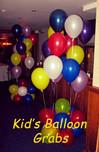 Kid's Balloon Grab