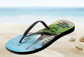 Personalised Flip Flop