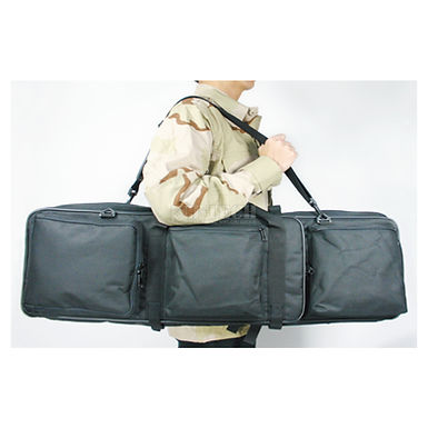 MULTI-SIZE DUAL RIFLE CARRY BACK PACK