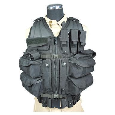 TAC-M7 A+ TACTICAL VEST MODEL-F