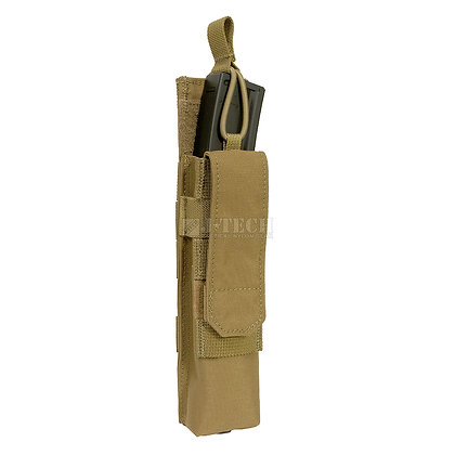 QUICK RELEASE MP-5 9MM MAGAZINE POUCH-1X1