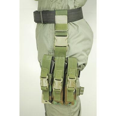 9mm UPGRADE LEG MEGAZINE POUCH