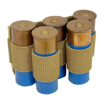 QUICK RELEASE 5RD SHOTGUN SHELL HOLDER