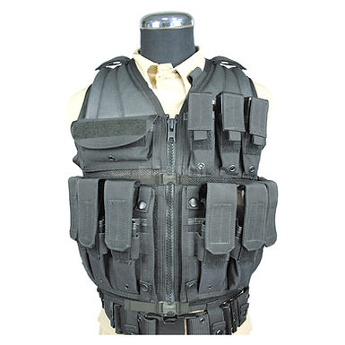 TAC-M7 A+ TACTICAL VEST MODEL-I