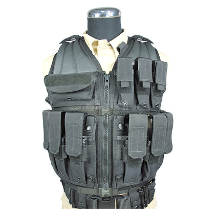 TAC-M7 A+ TACTICAL VEST MODEL-I