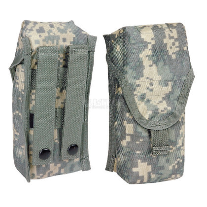 LBV-III MOLLE DOUBLE MAGAZINE POUCH-2x1
