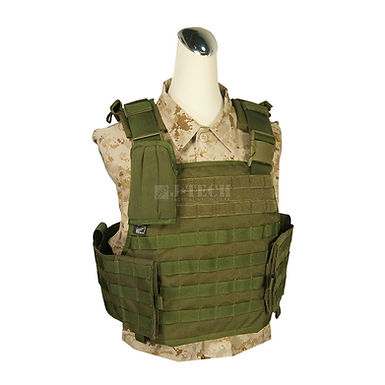 TYPEAEGIS- II BODY ARMOR OUTER SHELL (REINFORCEMENT TYPE)