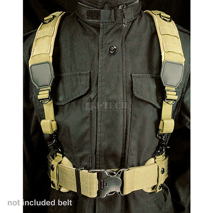 MOLLE H-GEAR SHOULDER HARNESS