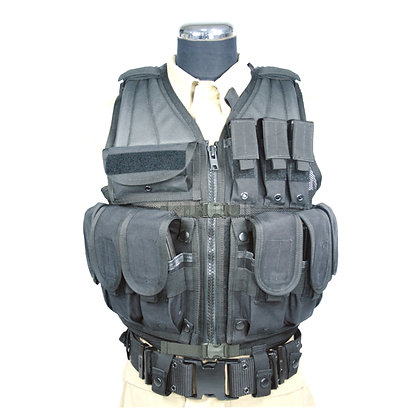 TAC-M7 A+ TACTICAL VEST MODEL-H