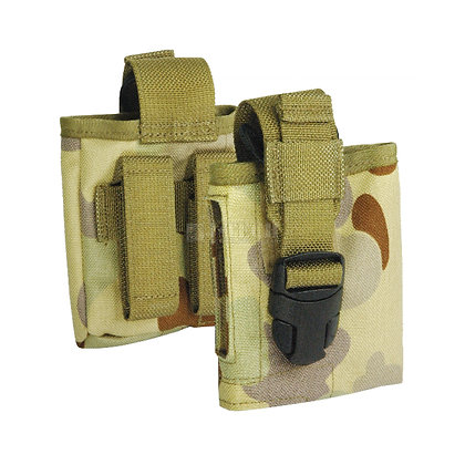 MOLLE SMALL RADIO POUCH / NBS