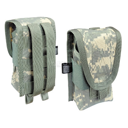 C.A.V. 7.62x51mm DOUBLE MAGAZINE POUCH-2x1 / NBS