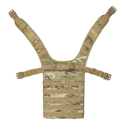 THANATOS MOLLE BACK PANEL PACK (CAN BE PLACED IN 3L WATER BAG)