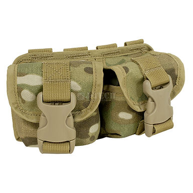 JNG-90 7.62 x 51mm SNIPER MAG POUCH 1X2