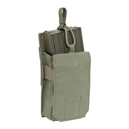 QUICK RELEASE M4 RIFLE MAGAZINE POUCH 2X1