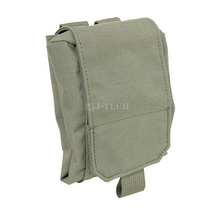 COLLAPSIBLE RECOVERY POUCH