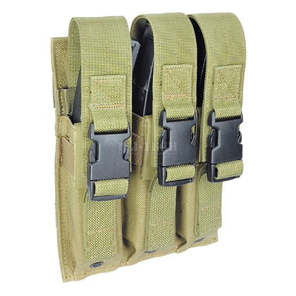 TAC-M7 9mm MAGAZINE POUCHES / NBS-1x3
