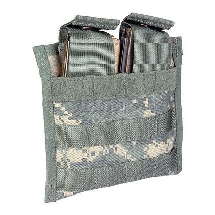 MOLLE DOUBLE MAGAZINE POUCHES-1X2