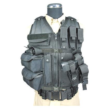 TAC-M7 A+ TACTICAL VEST MODEL-C
