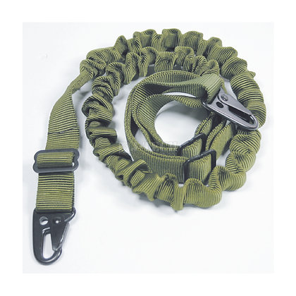 """1"""" ELASTIC TACTICAL SLING (SNAP HOOKS INCLUDED)"""