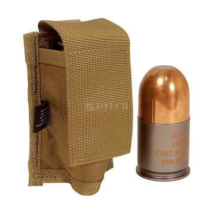 40mm SINGLE GRENADE POUCH