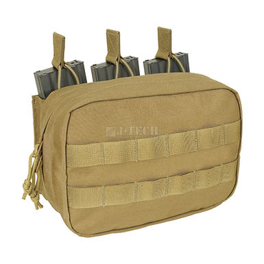GUARDIAN MEDICAL POUCH – I / QUICK RELEASE M4 MAGAZINE POUCH 1X3 (FULL SET)