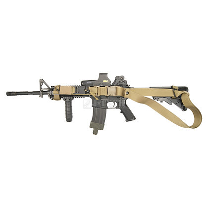 MK-15 3POINTS TACTICAL SLING TYPE-B WITH M16
