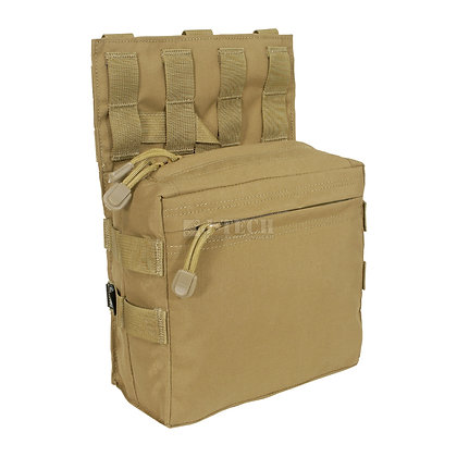 FOLDABLE MOLLE RECOVERY POUCH