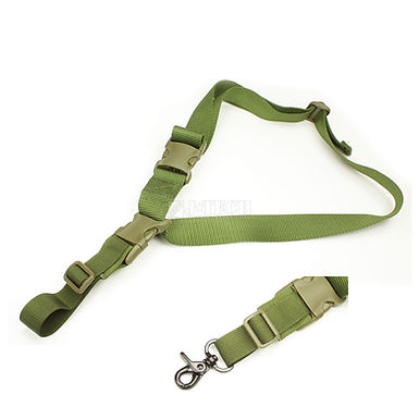 """MK-9 1-1/2"""" TACTICAL SLING-WITH HOOK"""