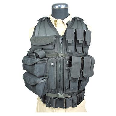 TAC-M7 A+ TACTICAL VEST MODEL-D