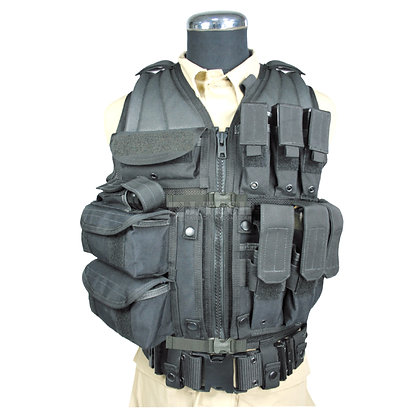 TAC-M7 A+ TACTICAL VEST MODEL-D