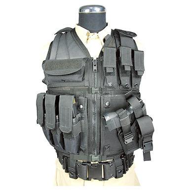 TAC-M7 MODULAR VEST MODEL-B