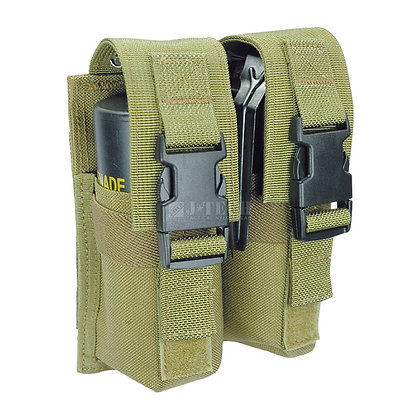 M.C.V.S.-III DOUBLE FLASH GRENADE POUCHES / NBS