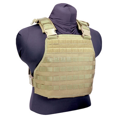 AEGIS-II BODY ARMOR OUTER SHELL -STANDARD TYPE-