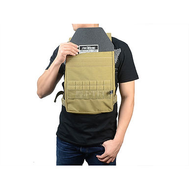 SIMPLE PLATE CARRIER