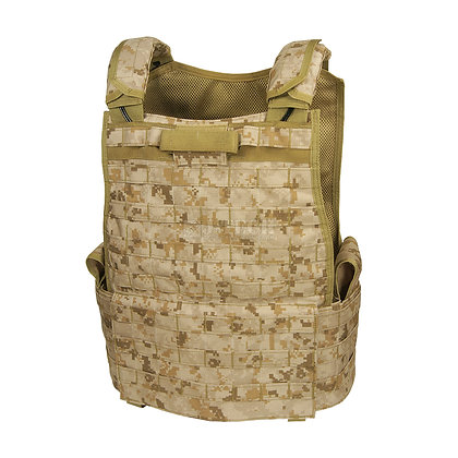 TACTICAL MESH SYSTEM QUICK RELEASE BODY ARMOR OUTER SHELL